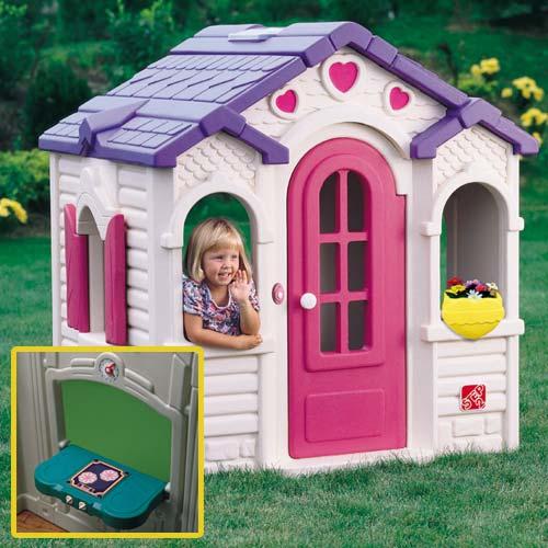 Maison Pour Enfants Step2 - Oogarden à Maison De Jardin Enfant