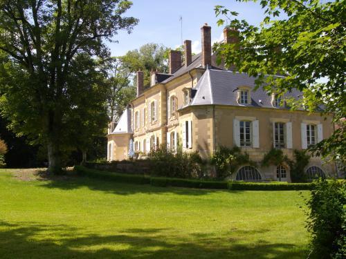 Manoir De Curty - Chambre D'Hôtes À Imphy avec Chambre D Hote Apremont Sur Allier