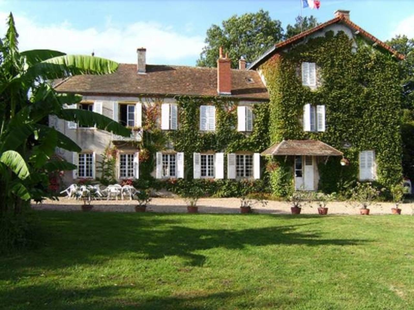 Manoir Du Breuil : Chambre D'Hote Pierrefitte-Sur-Loire tout Chambre D Hote Apremont Sur Allier