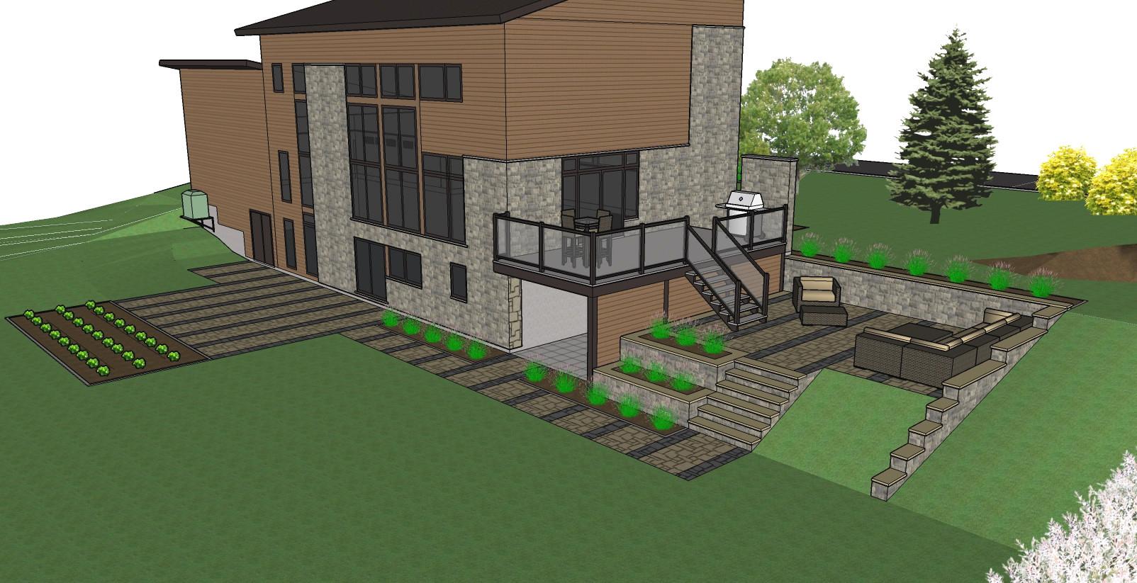 Meilleur Logiciel 3D Maison Gratuit En Ligne Plan De avec Logiciel Plan De Jardin