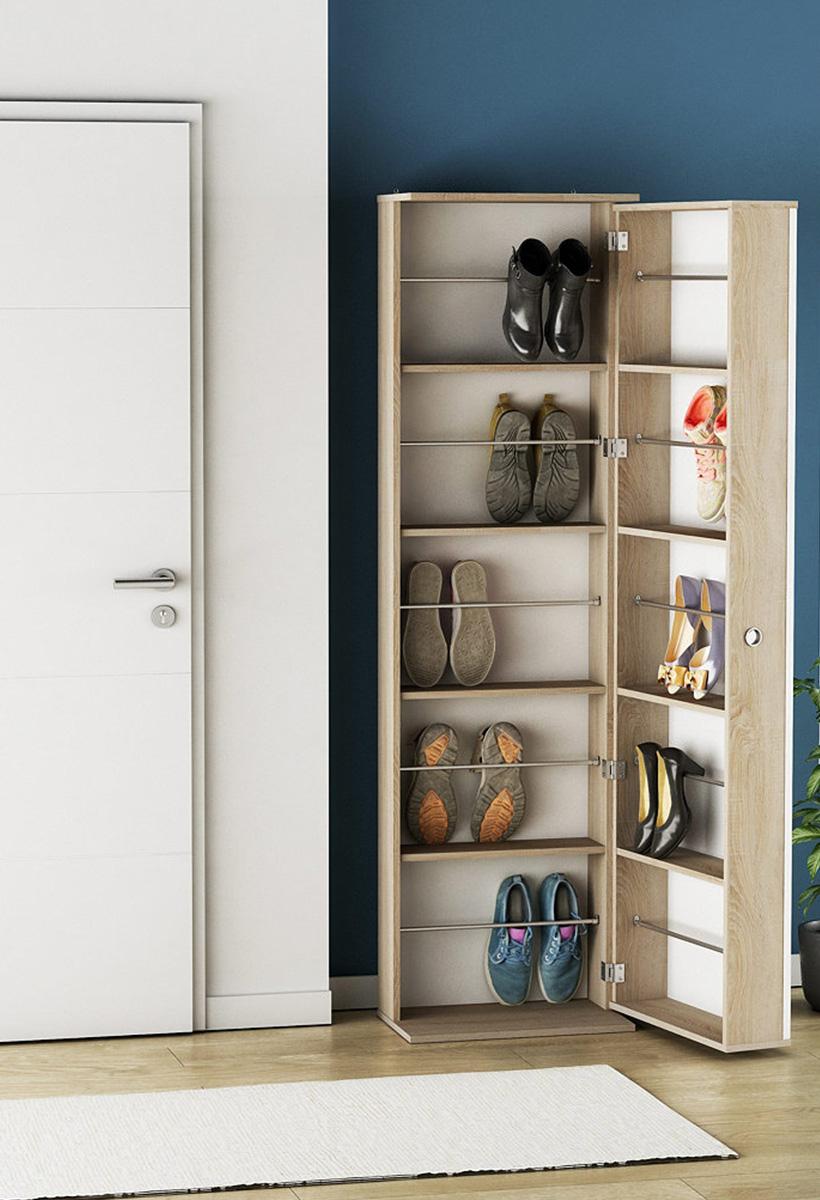 Meuble À Chaussures Design : Notre Guide Complet ? Blog But concernant Petit Meuble A Chaussure