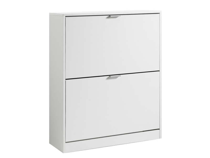 Meuble Chaussure Fly Blanc pour Meuble A Chaussure Fly