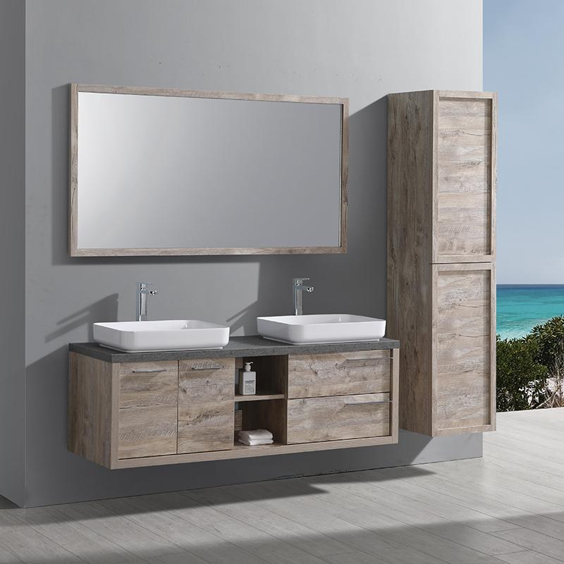 meuble salle de bains design   atlantic bain avec ixina