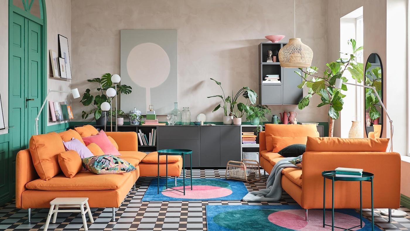 Meuble Salon Decoration Salon Et Sejour Ikea Encequiconcerne Meuble Derriere Canape Agencecormierdelauniere Com Agencecormierdelauniere Com
