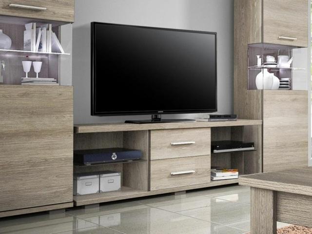 Meuble Tv Design : Quelques Exemples Modernes avec Meubles Tv But