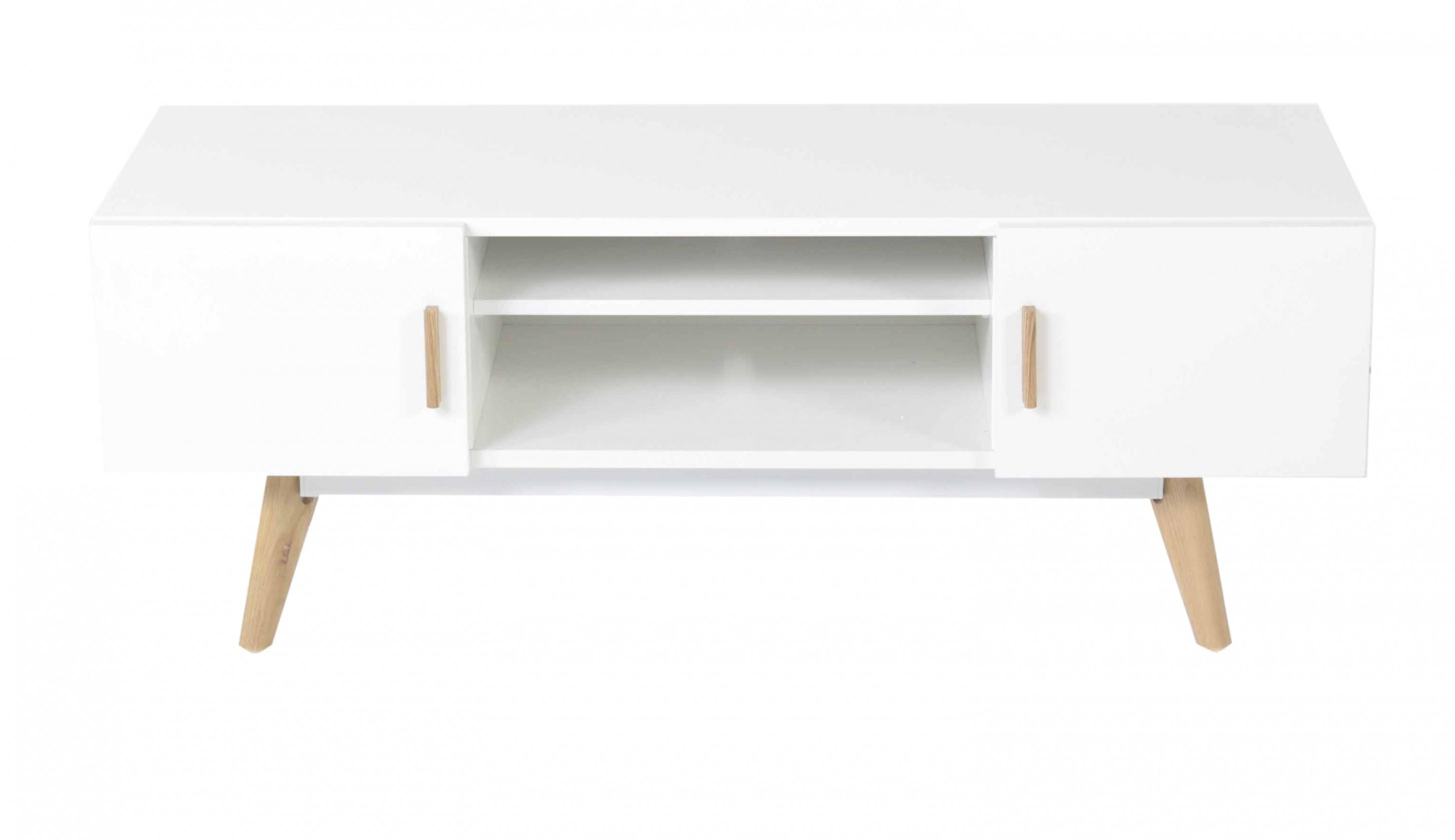 Meuble Tv Erard 37 Concept Meuble Tv En Teck Alinea à Meuble Tv Alinea