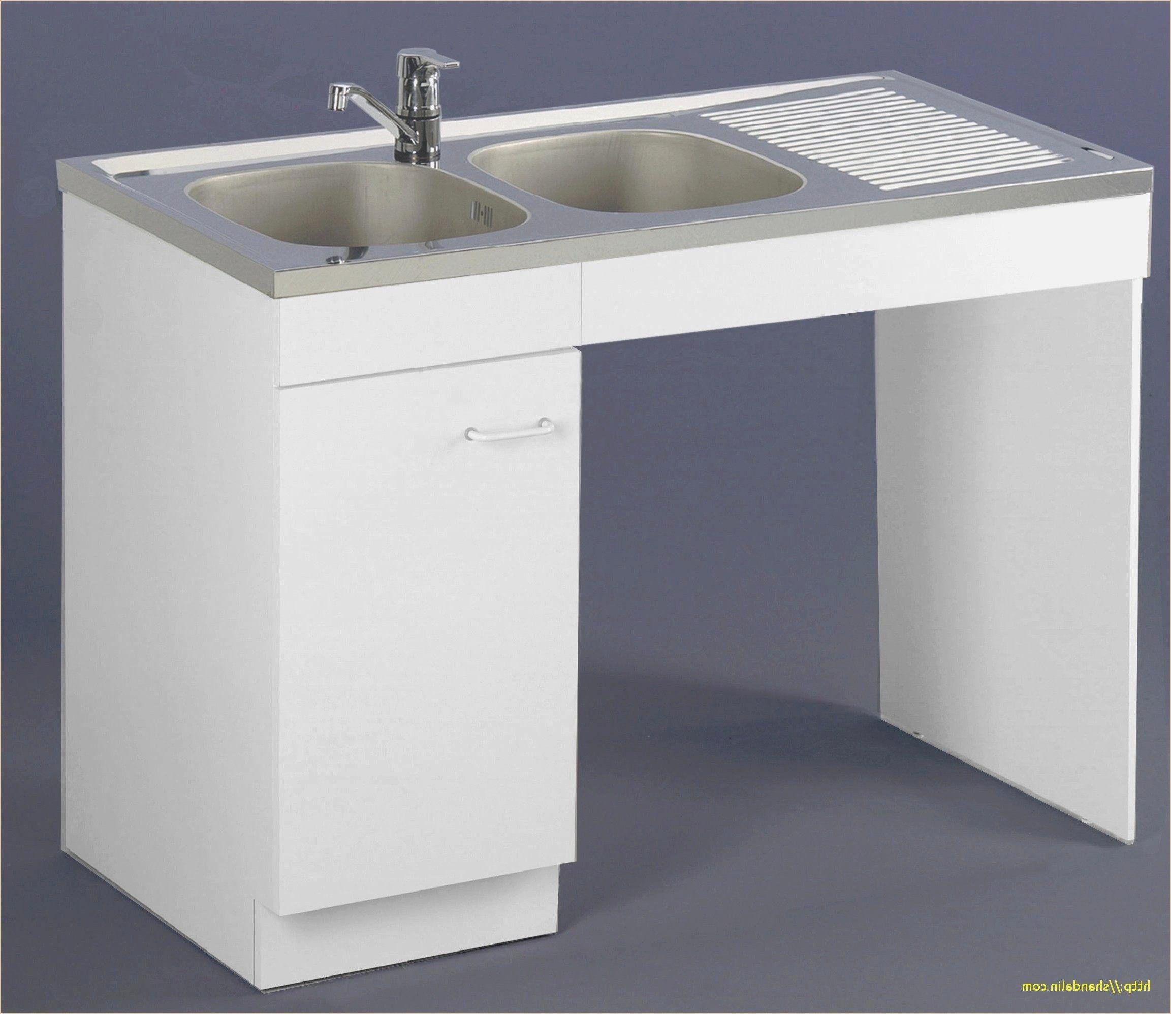 Meuble Vasque 60 Cm Frais Meuble Sous Evier 60 Cm Meuble avec Meuble Sous Evier Castorama