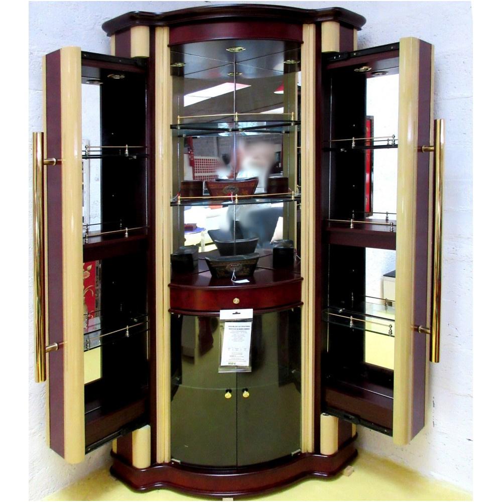 Meuble Vitrine Salon Nice Meuble Vitrine D Angle : Banc pour Meuble De Vitrine