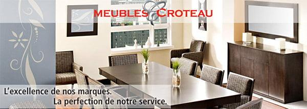 Meubles Croteau - Circulaire En Ligne encequiconcerne Meuble Croteau