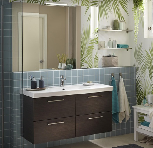 Meubles Pour Lavabo – Salle De Bains – Ikea concernant Meuble Salle De Bain Ikea