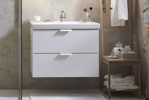 Meubles Pour Lavabo – Salle De Bains – Ikea - Ikea destiné Meuble Salle De Bain Ikea