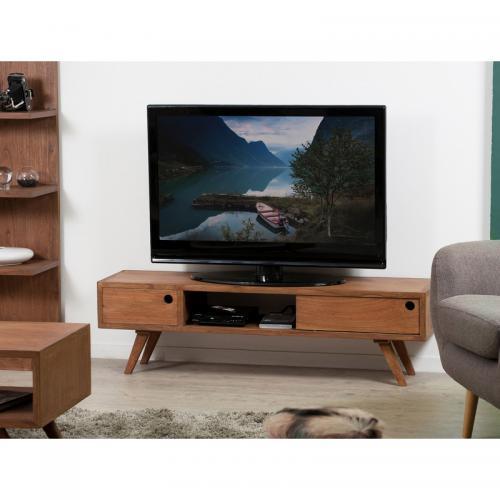 Meubles Tv, Range Cd-Dvd, Salon, Salle À Manger   3 Suisses pour Meuble Tv 3 Suisses