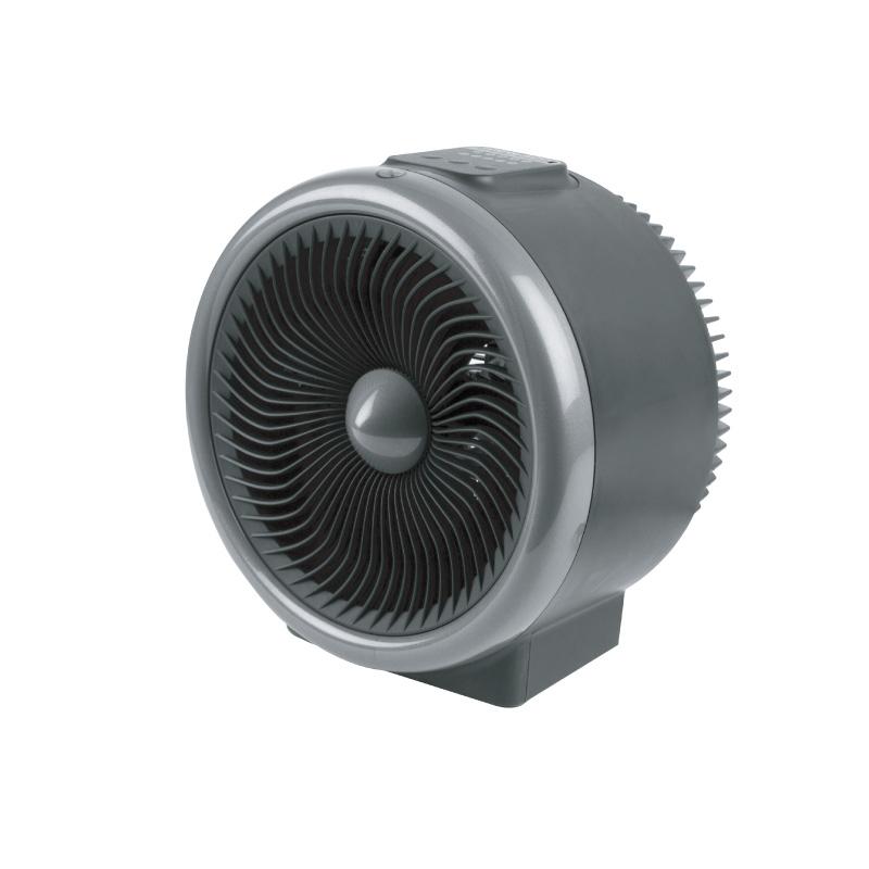 Midea Electric Heater Nf20-18Ur 2000W – Black – Sbitany avec Sbitany Home