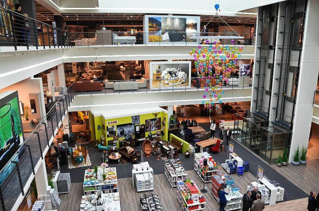 Möbel Braun Eröffnet Filiale In Offenburg – 50 Millionen serapportantà Möbel Braun Offenburg