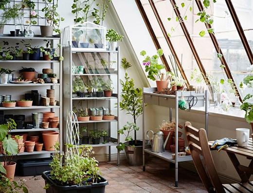 Mobilier De Jardin Et Décoration D'Extérieur - Jardin destiné Mobilier De Jardin Ikea