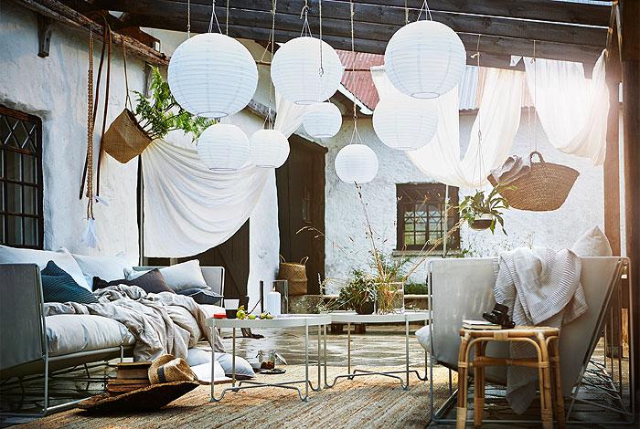 Mobilier De Jardin Et Décoration D'Extérieur - Jardin   Ikea intérieur Mobilier De Jardin Ikea