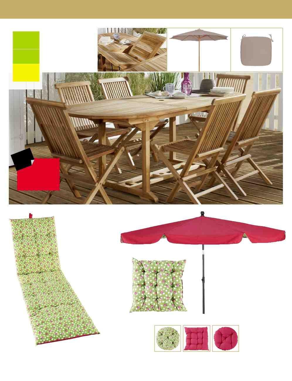 Mobilier De Jardin Intermarché 2016 - Mailleraye.fr Jardin concernant Intermarché Table De Jardin