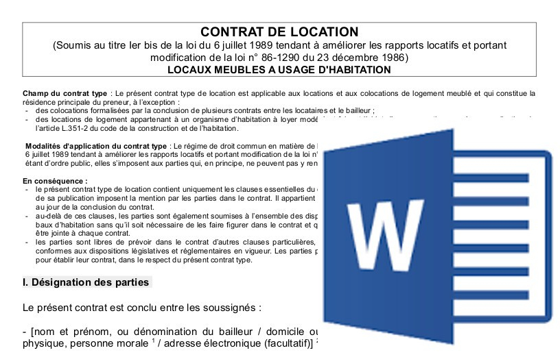 Modele Bail Location Meublee Gratuit Davidreed Co Dedans Contrat De Location Meublee Agencecormierdelauniere Com Agencecormierdelauniere Com