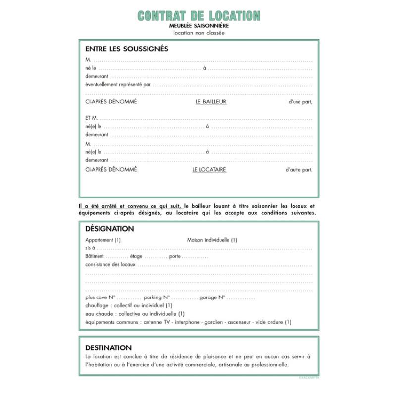 Modele Bail Location Saisonniere Document Online. Black concernant Modèle Gratuit Bail Location Chambre Meublée Chez L'Habitant