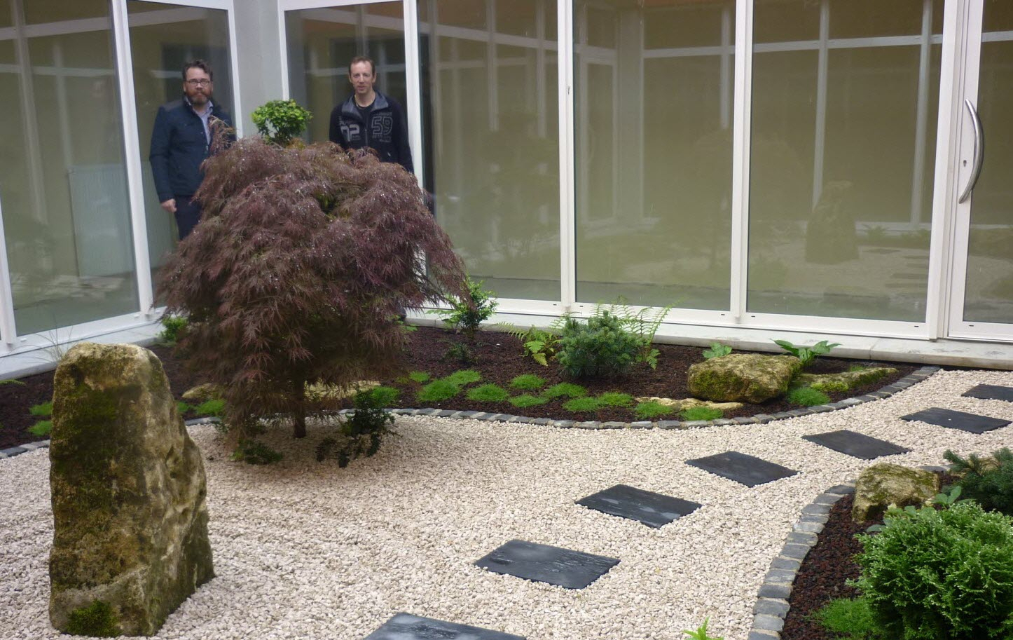 Modele De Jardin Japonais - Prefierofernandez pour Modele Jardin Japonais