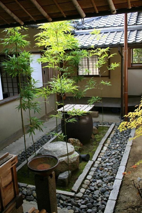 Modèles Du Jardin Japonais , Rien N'Est Plus Exotique dedans Abri De Jardin Style Japonais