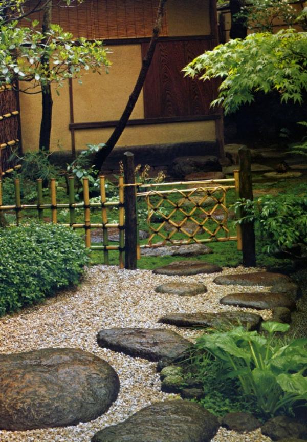 Modèles Du Jardin Japonais , Rien N'Est Plus Exotique intérieur Modele Jardin Japonais