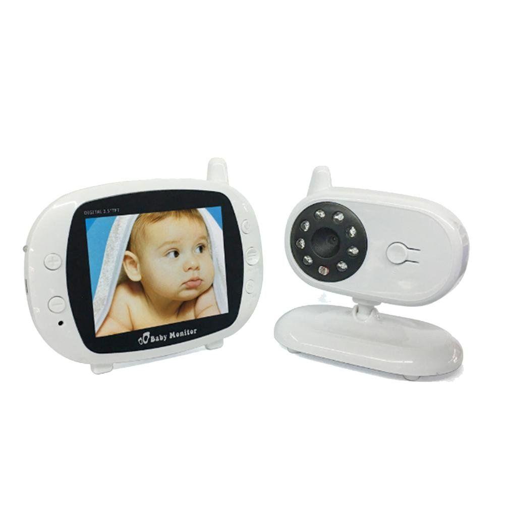 Moniteur Pour Bébé, Wifi Numérique Vision Nocturne destiné Temperature Chambre Enfant