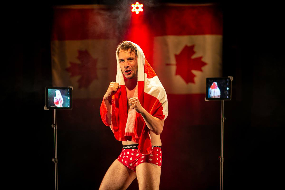 Monmontcalm – Just In : Trudeau-Maniaque destiné Lucien Ratio