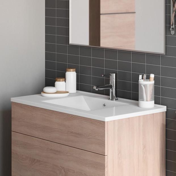 Muebles Para Lavabos Con Pedestal - Blogdecoraciones concernant Lavabo Leroy Merlin