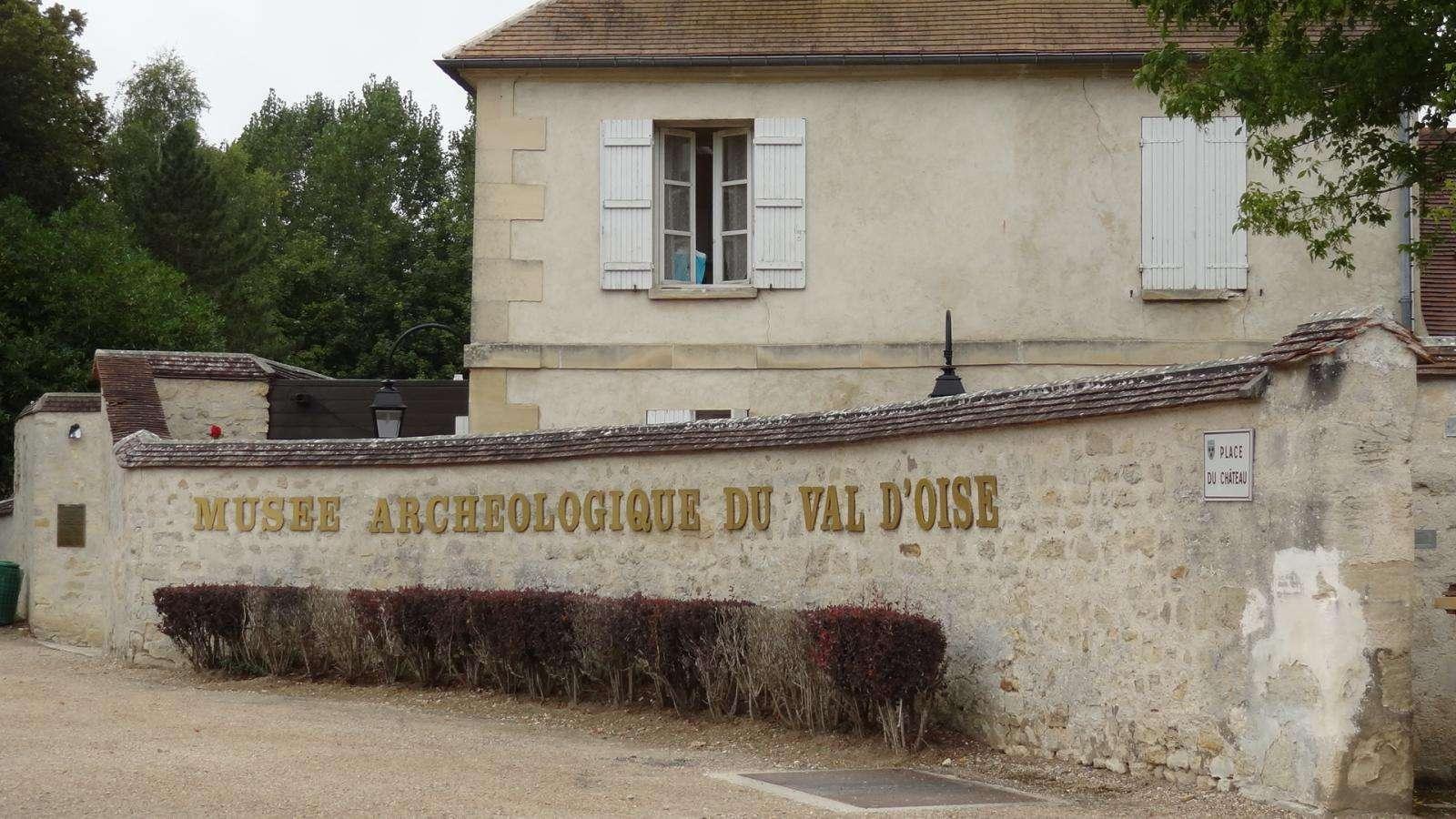 Musée Archéologique Du Val-D'Oise : Musée Guiry En Vexin à Les Aubes Du Vexin