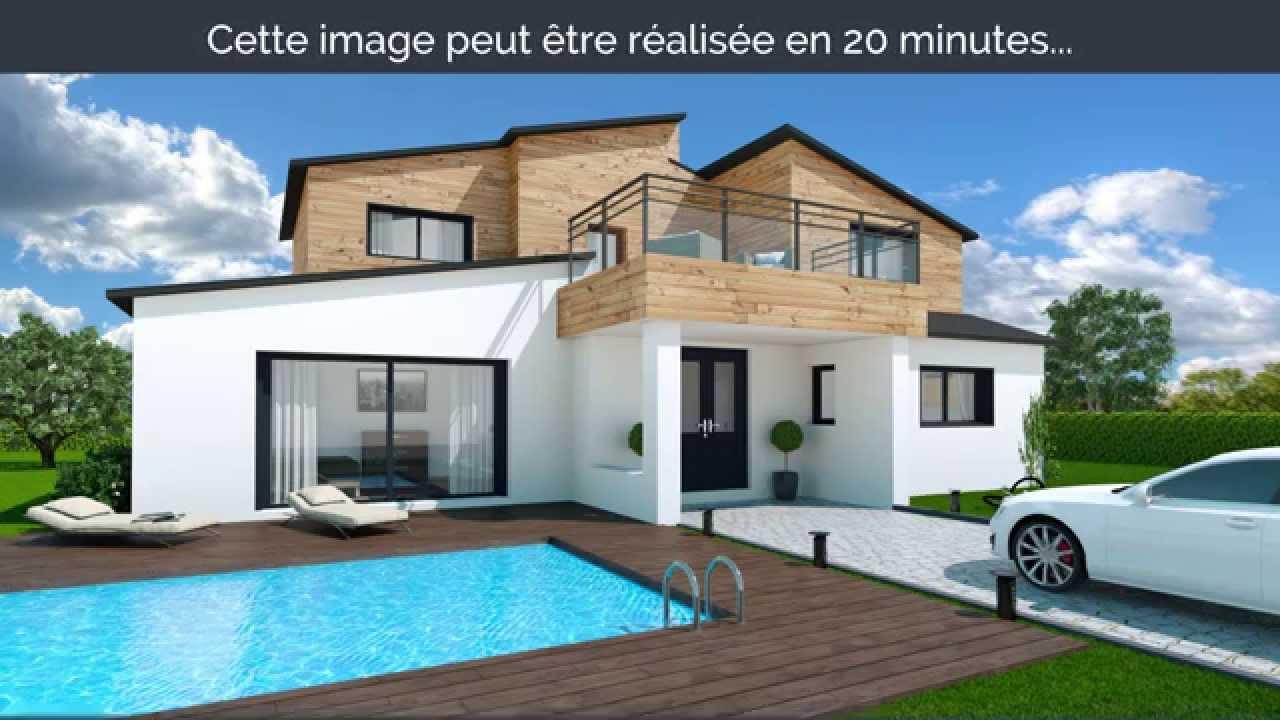 My Sketcher Teaser - Logiciel De Plans 3D Pour La Maison avec Logiciel Paysagiste Gratuit 3D
