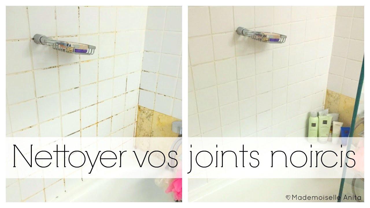 Comment Nettoyer Des Joints De Salle De Bain
