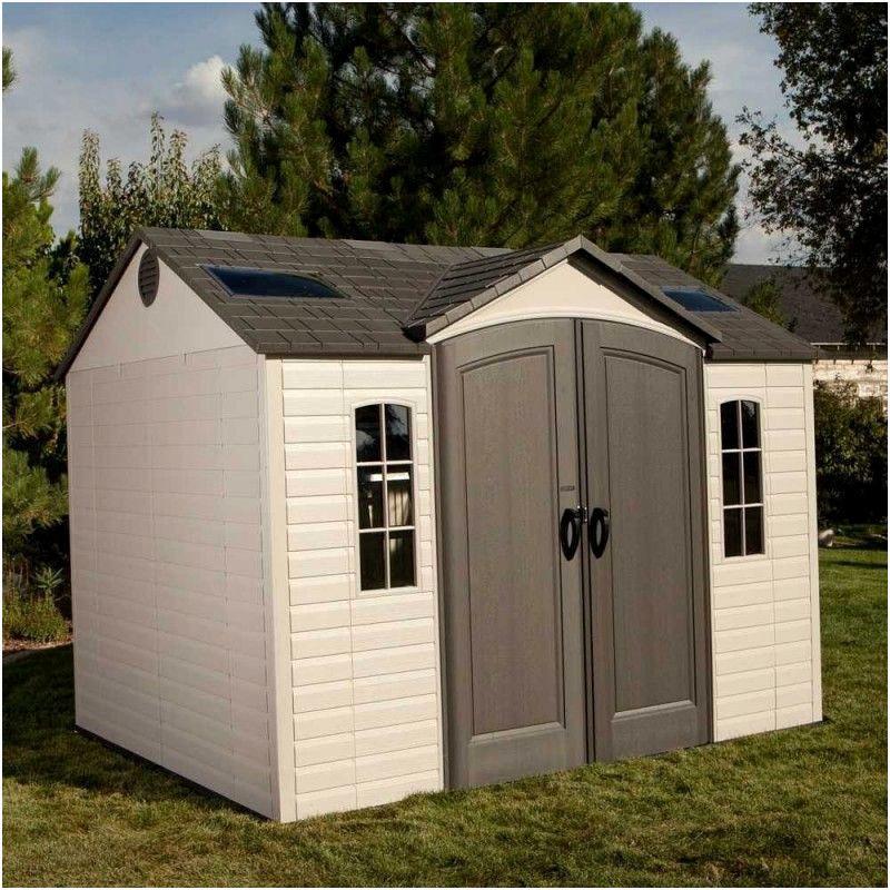 Nouveau Cabane De Jardin En Tole – Raviraj tout Abri De Jardin En Tole