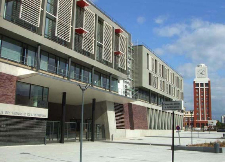 Oasiis : Référence : Campus Des Métiers À Bobigny intérieur Chambre Des Metiers Bobigny