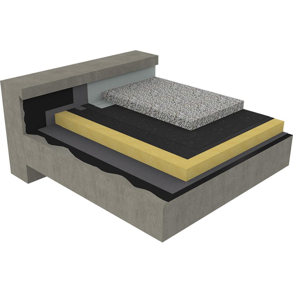Objets Bim Et Cao - Toiture Terrasse Inaccessible intérieur Toiture Terrasse Accessible