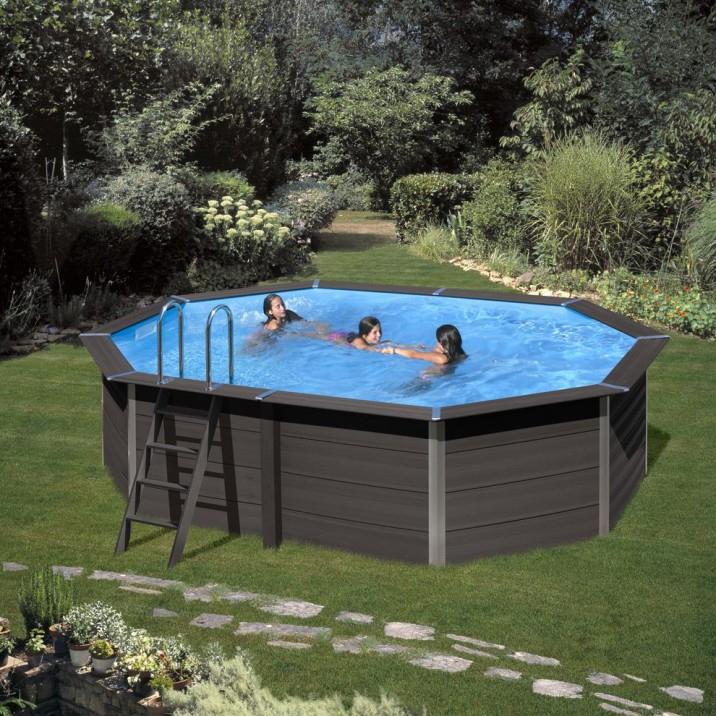 Okrúhle Záhradné Bazény, Bazény Najvyššej Kvality A pour Piscine Kpcov52