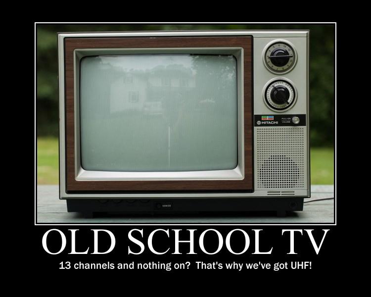 Old-Tv-Set   Mitc Productions destiné Tv But