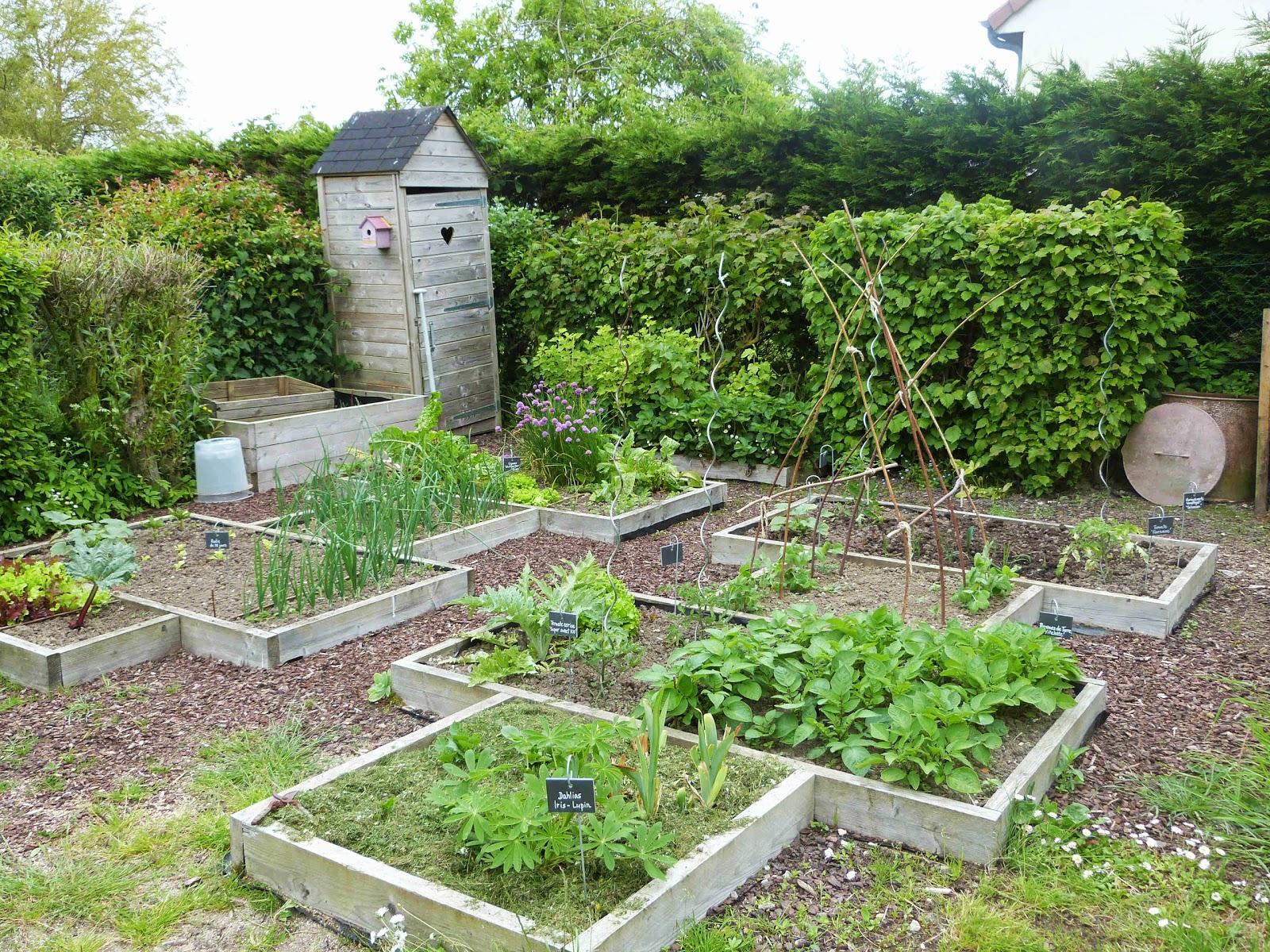 On Verra Au Jardin: Juin 2013 destiné Ecorces Jardin