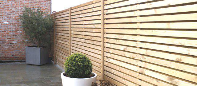 Panneau Bois Jardin - Wikilia.fr avec Panneau Pvc Jardin