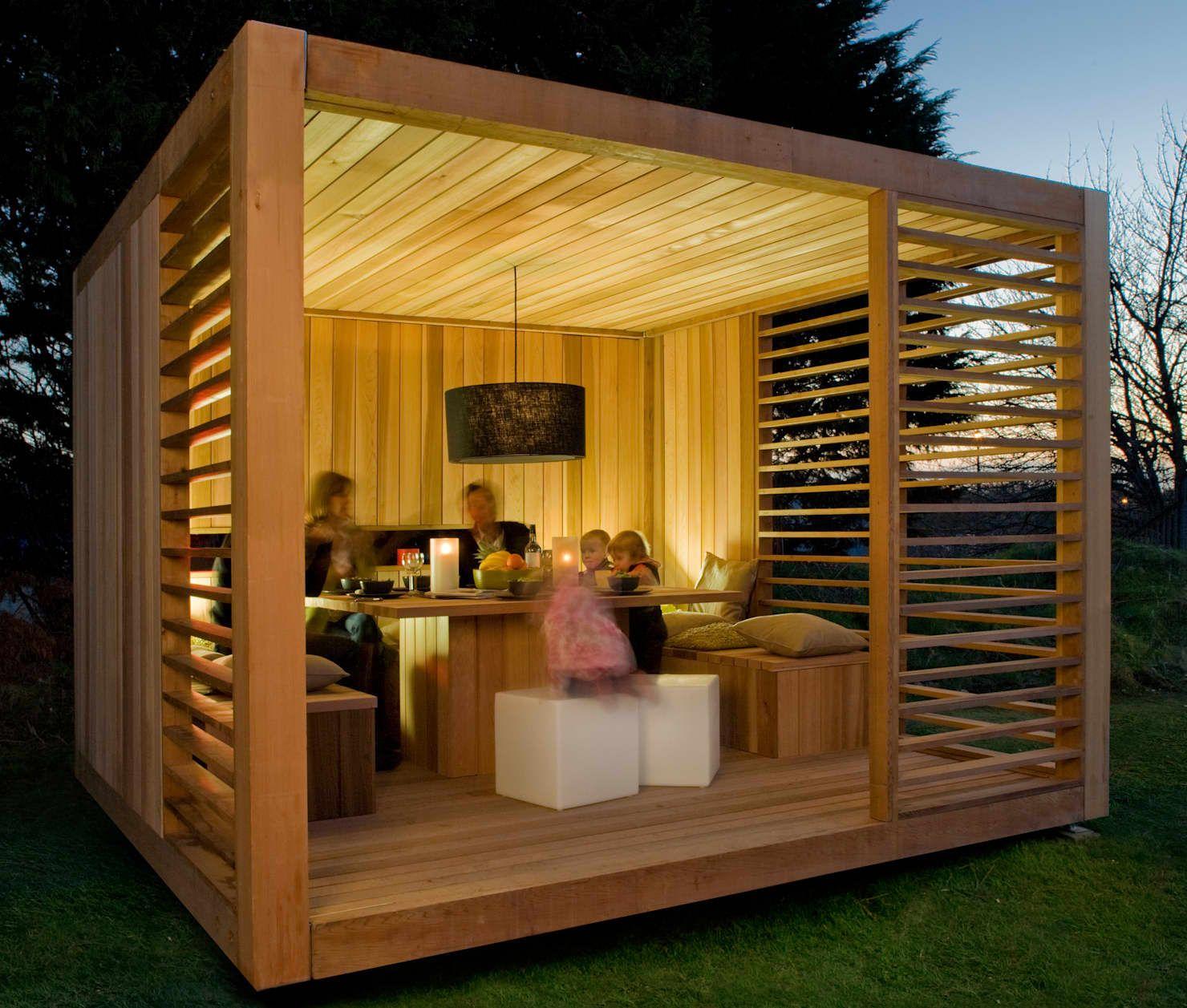 Par Ecospace España Moderne | Abri De Jardin Moderne avec Abri De Jardin Contemporain