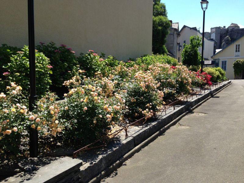Parcs Et Jardins - Ville De Lourdes dedans Les Jardins De Lourdes