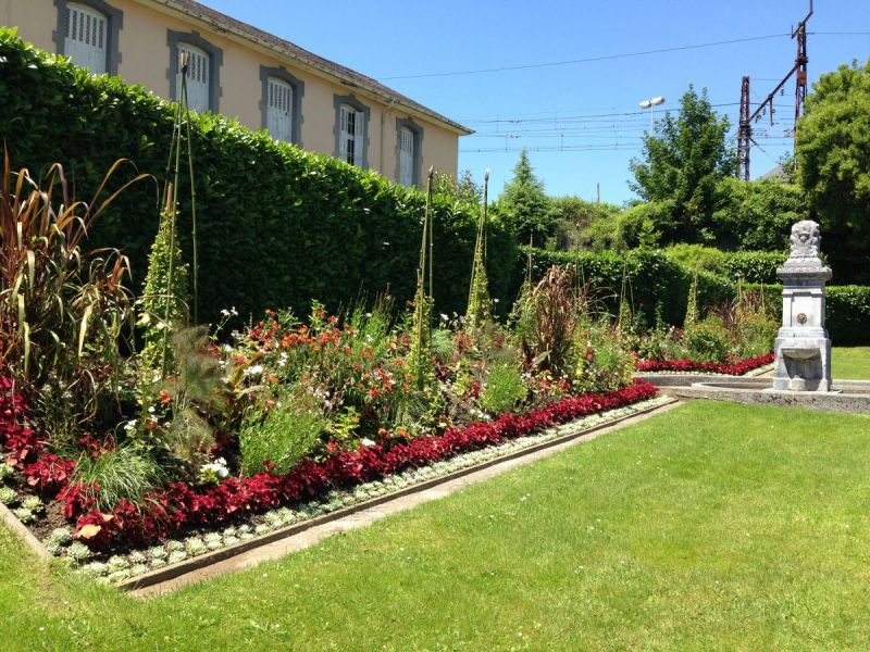Parcs Et Jardins - Ville De Lourdes encequiconcerne Les Jardins De Lourdes