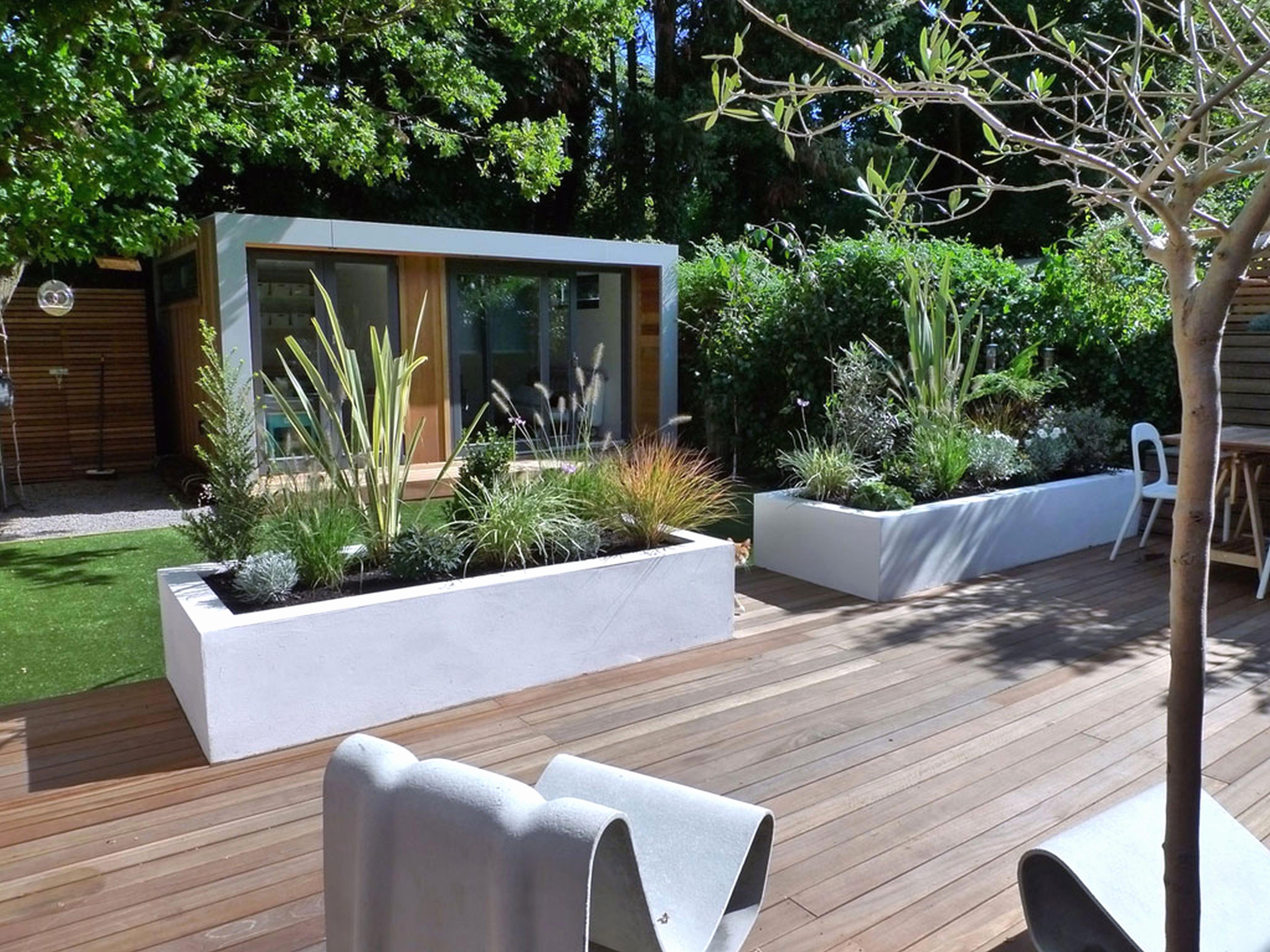 Parterre De Fleurs Devant Terrasse Inspirant Parterre Zen concernant Parterre Devant Maison Moderne