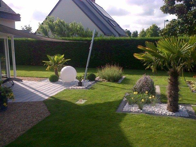 Paysagiste Orleans 45000: Prix Et Devis Jardin Paysager Loiret à Exemple D Aménagement De Jardin