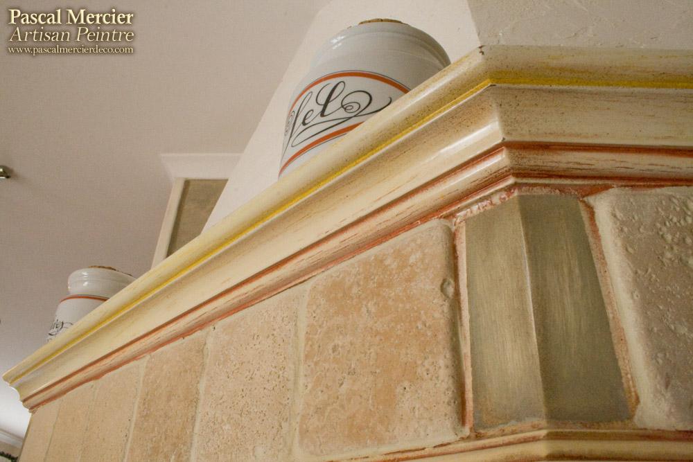 Peintre Decorateur Nimes, Bouillargues, Gard   Pascal à Relooking Meuble Montpellier
