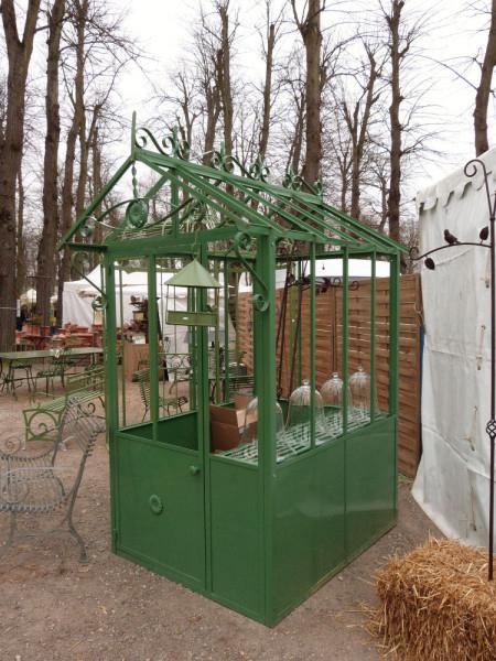 Petites Serres Pour Plantes - Veranda Et Abri Jardin intérieur Petite Serre De Jardin Pas Cher