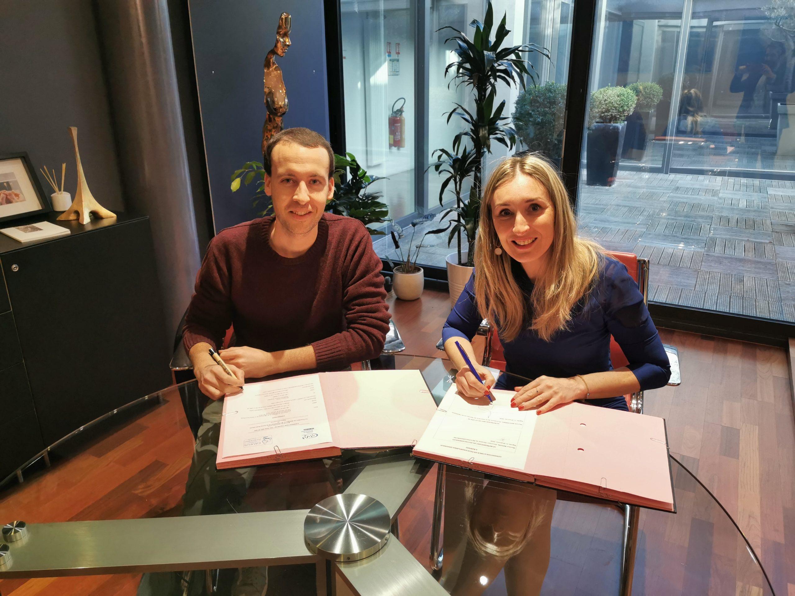 Petitscommerces Signe Un Partenariat Avec La Chambre De serapportantà Chambre Des Metiers Bobigny