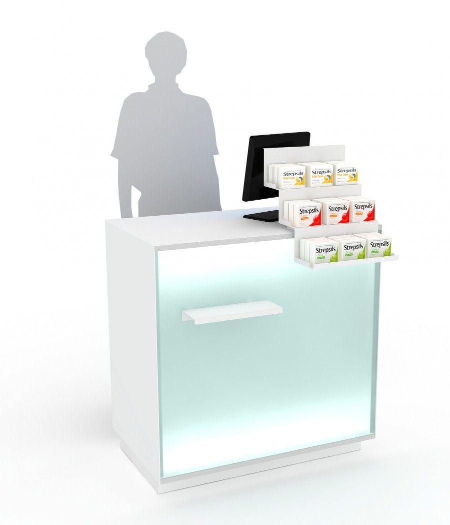 Pharmacie De L'Atlantique (85) | Pharmacie Design dedans Meuble A Pharmacie