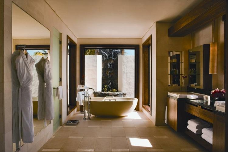 Photo Salle De Bain Zen: Idées Pour Une Décoration Relaxante intérieur Salle De Bain Zen