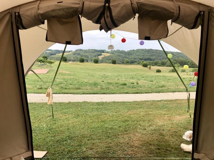 Photos Camping Domaine Les Teuillères (Camping/Chambres D intérieur Chambre D Hotes Les Vans